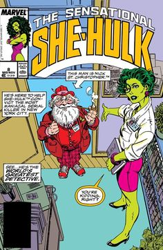 the cover to The Sensational She-Hulk (1989) #8 by John Byrne