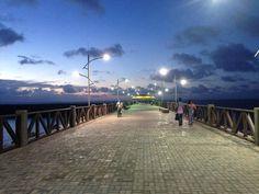 Um bom passeio ! Espigão ( São Luis ). Créditos: Manuel Dantas.