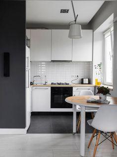vista de la cocina. Apartamento en Moscú
