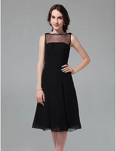 ANNELIE - Vestido de Coquetel em Chifon - BRL R$ 172,57