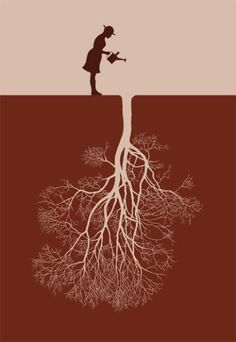 Tree of life Roots Inspiration Art, Photomontage, Belle Photo, Artsy Fartsy, Illustration Art, Painting, Graphic Design, Drawings, Prints
