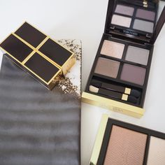 Expat Make Up Addict: Tom Ford Silvered Topaz eyeshadow review