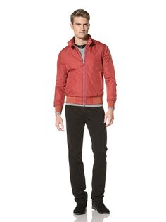 55% OFF Moncler Men\'s Jacket (Red)