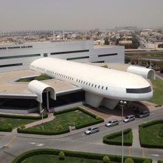 Descreve o teu pin... Emirates Training Center, Dubai