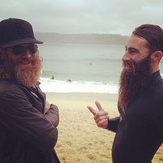 www.pinterest.com/kymillion/beards-need-their-own-board/    Beards on the beach