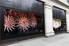 Apple Watch Window Display At Selfridges London
