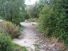 :Dry River Lambourn, Lambourn, Berkshire.