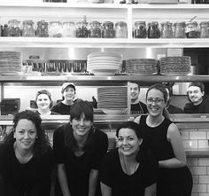 EDNA is back in action From @ednarestaurant  Squad ready to go! So happy to be back. It was a long 3 weeks but we are back at ya w/ some new menu items ... and a repaired sprinkler system ! Thanks so much for all the help and support over the past couple weeks. First to our savior @new_wave_painting w/o whom we would have never gotten everything back looking so sharp this quick. Thanks to our neighbors @foggygogglehalifax to industry pals @thecanteenns & @enviehalifax for the support and…