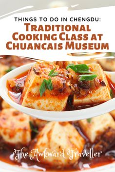 Visit The Chuancais Museum in Chengdu and learn how Sichuan cuisine persisted through centuries of change! And then, try your hand at cooking it! Cooking Cake, Girl Cooking, Easy Cooking, Cooking Ideas, Healthy Cooking, Chengdu, China Travel, Unique Recipes, Kitchens
