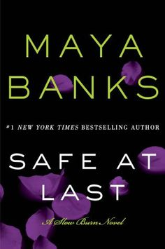 Safe at Last : If you like your romance with a side of danger, then the latest from Maya Banks is the perfect read for you. After years apart, Zack and Gracie hardly recognize each other. But while Zack has flourished (transforming from boy to man and taking a job at Devereaux Security), Gracie has withered and lost her psychic gifts. Zack is determined to not let Gracie slip away again, and when her life is threatened, he knows he has no choice but to protect her or risk losing her forever.