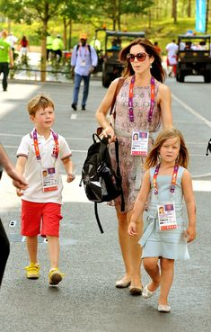 Princess Mary Photo - Olympics - Day 13 - Royals at the Olympics