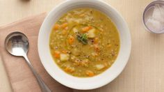 Get this all-star, easy-to-follow Parker's Split Pea Soup recipe from Ina Garten