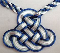 Celtic Trinity Knot Handfasting Cord with by beachbumcraftsfl