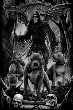 Cerberus ~ love this
