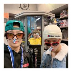 Stray kids I.N, Seungmin & Han Jisung