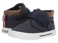 205d71a574668 Tommy Hilfiger Kids Rocky Bragg (Toddler) Boy s Shoes Peacoat Toddler Boy  Shoes