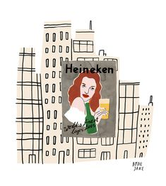 Amsterdam&Co - Bodil Jane