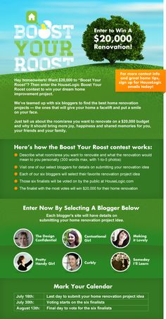 Boost Your Roost Contest