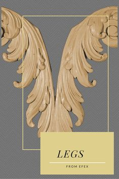 Beau Furniture Appliques Onlays Resin U0026 Wood Mouldings * Flexible Paintable  Stainable | Pinterest | Wood Molding, Moldings And Resin