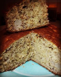 Sweet Recipes, Cake Recipes, Cooking Cake, Cheesecake Cake, Cheesecakes, Banana Bread, Recipies, Vegan, Desserts