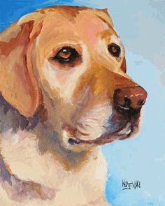 Yellow Lab 092507