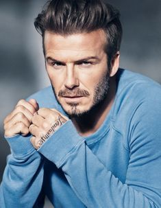 David Beckham Instagram, David Beckham Haircut, Shawn Mendes Hair, Beard Images, Stubble Beard, The Beckham Family, Z Cam, Poses For Men, Boy Hairstyles