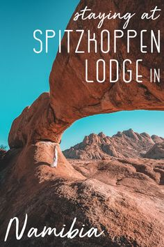 Namibia is a destination like no other. Ready for the ultimate eco-escape? Here's what it's like staying at the Spitzkoppen Lodge in Namibia. Travel Advice, Travel Guides, Travel Tips, Photography Essentials, Travel Photography, Beautiful Hotels, Africa Travel, Pilgrimage, Vacation Trips
