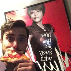 Jack Falahee and how to get away with murder