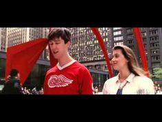 Ferris Bueller's Twist And Shout Scene