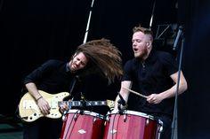 Imagine Dragons @ Lollapalooza Chile 2014