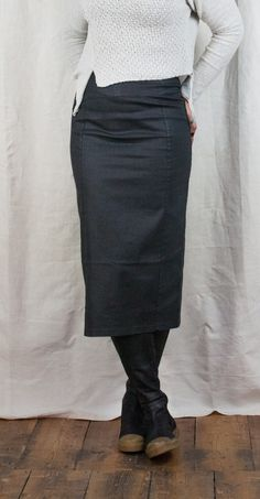 Lurdes Bergada Leather Look Pencil Skirt http://www.bluewomensclothing.co.uk/collections/lurdesbergada/products/lurdes-bergada-leather-look-pencil-skirt
