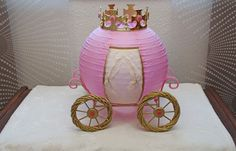 cinderella's carriage by HERZWEH-DESIGN