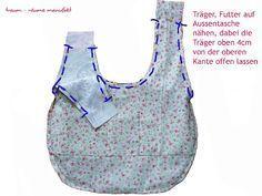 Smila´s World | Blog: Knotentasche, Anleitung auf Deutsch
