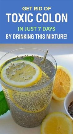 Get Rid of Toxic Colon in Just 7 Days by Drinking this Mixture! is part of Healthy detox cleanse - People have appreciated, and performed colon cleanses since ancient Greece Let us read to know how to get rid of toxic colon with this homemade juice Bebidas Detox, Full Body Detox, Body Cleanse, Stomach Cleanse, 7 Day Detox Cleanse, Juice Cleanse, Intestine Detox Cleanse, Digestive Cleanse, Detox Plan