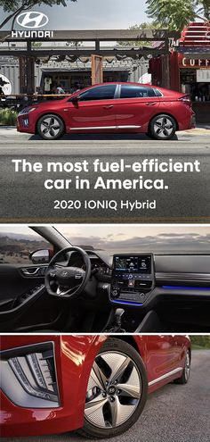 Hyundai Ioniq Is The Complete Package In 2020 Fuel Efficient Cars Fuel Efficient Hyundai
