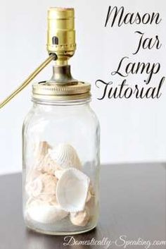 13 Brilliant Things You Can Do With Mason Jars