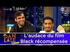 L'audace du film Black récompensée (Dan Late Show) - YouTube