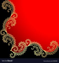 Background with the frame Royalty Free Vector Image Wedding Background Images, Banner Background Hd, Background Images For Editing, Background Vintage, Background For Photography, Red And Black Wallpaper, Dark Wallpaper, Free Vector Images, Vector Free