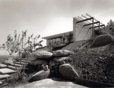 1960 Singleton Residence |Architect: Richard Neutra | Bel Air, CA.
