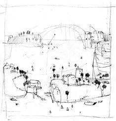 Sydney harbor : landscape drawings : Landscapes, Paul Balmer