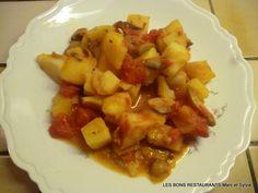 Pommes de terre à la hongroise!