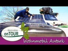 Wohnmobil Umbau Autark Camper, Solar Panels, Home And Garden, Outdoor Decor, Garden Ideas, Vegan, Rv Redo, Travel, Caravan