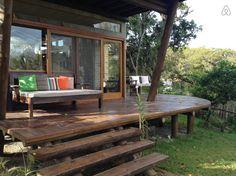 Ganhe uma noite no Casa entre Lagoa e Mar - Ibiraquera - Casas para Alugar em Imbituba no Airbnb!