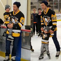 Tanger and son.....too cute!
