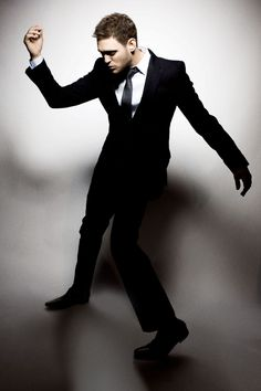 Michael Bublé. He has the voice of an angel!