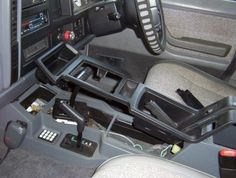 Jeep Cherokee Console removal and lots of other tips and links