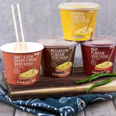 Sunday blues: no time to cook! 🍜 #new #picknpay #instore #noodles
