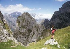 Asturias and Cantabria, famed for their mountain wildernesses, evergreen forests and lush meadows, are known together as España Verde - Gree...