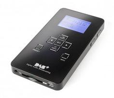 Dual DAB Pocket Radio 3SD incl. DAB+