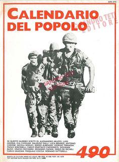 Il Calendario del Popolo n° 490, 1986